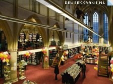 Bibliotheek, Library, Broederenkerk, Zutphen