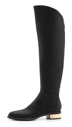 perfect over the knee boots