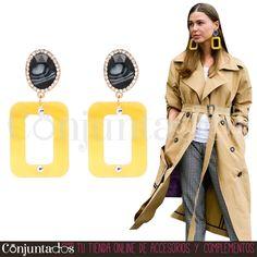 Pendientes Lilly amarillos con strass ★ 12'95 € ★ Cómpralos en https://www.conjuntados.com/es/pendientes-lilly-amarillos-con-strass.html ★ #pendientes #earrings #conjuntados #conjuntada #joyitas #lowcost #jewelry #bisutería #bijoux #accesorios #complementos #moda #eventos #bodas #invitadaperfecta #perfectguest #fashion #fashionadicct #fashionblogger #blogger #picoftheday #outfit #estilo #style #streetstyle #casualstreet #spain #GustosParaTodas #ParaTodosLosGustos