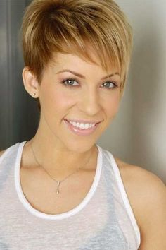 Hairstyles for long pixie cuts