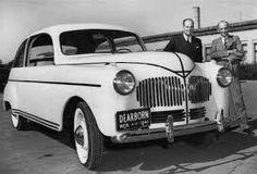 la prima macchina fatta in canapa e alimentata a biocarburante di ford