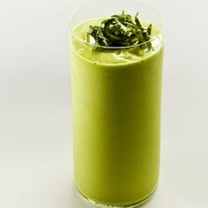 Bon Appetit's Avocado Smoothie is refreshing, fill