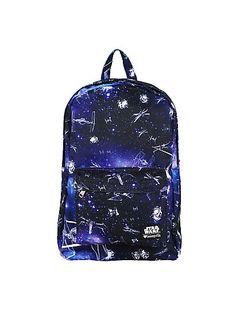 Star Wars Galaxy TIE Fighter BackpackStar Wars Galaxy TIE Fighter Backpack,