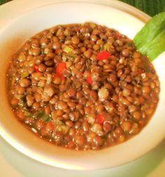 5 Recetas Caseras con Lentejas Lentil Recipes, Bean Recipes, Veggie Recipes, Mexican Food Recipes, Vegetarian Recipes, Healthy Recipes, Colombian Food, Tasty, Yummy Food