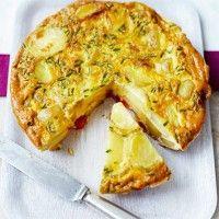 Spanish Omelette : Halogen Oven Recipes