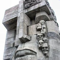 Mask of Sorrow , #Magadan, #Russia. Rare monument to gulag victims.