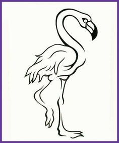 Tribal Flamingo - £2.20 : Jo Jewels Body Jewellery | Fake Tattoo ...