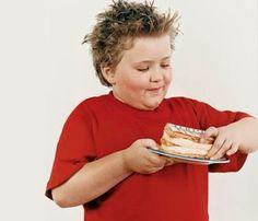 Evite el sobrepeso de sus hijos a edades tempranas