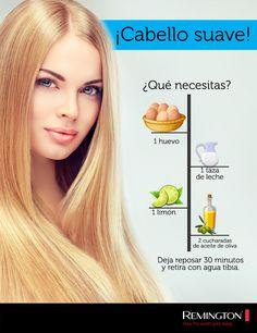 Consigue un cabello más suave con esta sencilla receta y consiéntete al máximo desde tu casa.