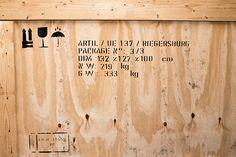 #Versandkiste / ready for shipping - Tischlerei Radaschitz GmbH Signs, Home Decor, Technology, Projects, Decoration Home, Room Decor, Shop Signs, Home Interior Design, Sign