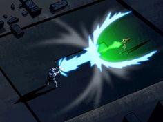 Teen Titans: Starfire vs Thunder