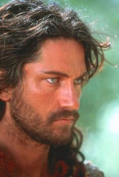 Gerard Butler-my god his eyes are haunting.