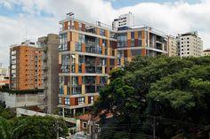 Edificio Fidalga / Andrade Morettin Arquitetos Associados