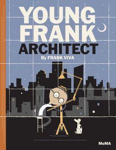 Frank Gehry and Frank Lloyd Wright Frank Gehry, Frank Lloyd Wright, Moma, Ville New York, Build A Better World, Album Jeunesse, Art En Ligne, Famous Architects, Art Moderne