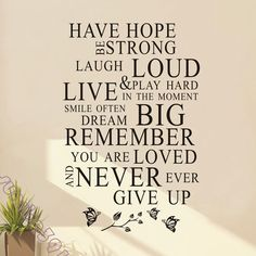 Discover and share Hope Quotes. Explore our collection of motivational and famous quotes by authors you know and love. Hope Quotes Images, Top Quotes, Wall Quotes, Life Quotes, Positive Energy Quotes, Positive Affirmations, Quotes For Cancer Patients, Some Words, Picture Quotes