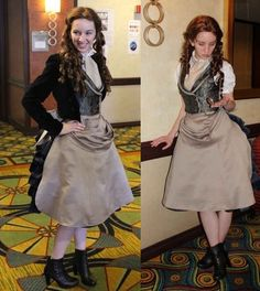 "19 Fiercely Feminine ""Doctor Who"" Cosplays - BuzzFeed Mobile"