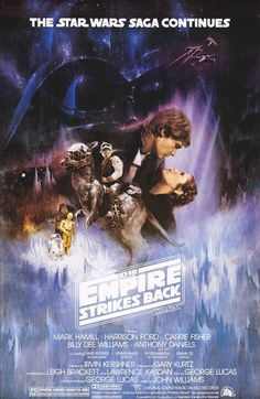 Star Wars: The Empire Strikes Back (1980) Part 2 is dark and has surprises that give depth to the saga. I could hardy wait to find out how things ended.