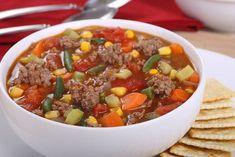 Jardineira de carne moída com legumes: receita prática