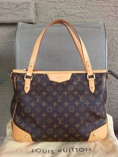 Louis Vuitton Estrela Mm - Excellent Condition (almost Like New) Shoulder Bag. Get one of the hottest styles of the season! The Louis Vuitton Estrela Mm - Excellent Condition (almost Like New) Shoulder Bag is a top 10 member favorite on Tradesy. Save on yours before they're sold out!