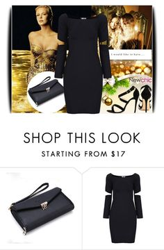 """""""NewChic Style XIII/7"""" by amerlinakasumovic ❤ liked on Polyvore featuring polyvoreeditorial and PolyPower"""