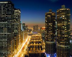Chicago - I have been, but wanna go again!