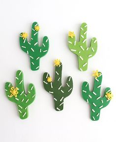 DIY: Chocolate Cacti Candies                                                                                                                                                                                 More