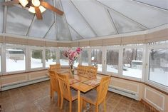 MAHOPAC, NY --- Beautifully maintained and updated this home features a wonderful open floor plan. Highlights include a grand entry, family room w/fireplace, dining room overlooking living room, master bedroom w/new master bath and over sized walk in closet & walk in attic. The kitchen opens to an exquisite glass enclosed conservatory with high ceilings & heated floor. An additional den/office on the main level has a separate entrance. Nestled on park like property, enjoy entertaining on the…