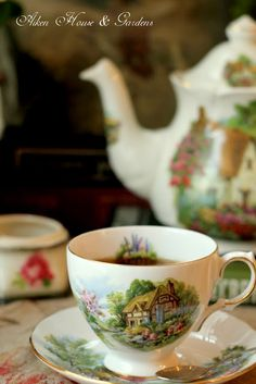 Aiken house tea cottage