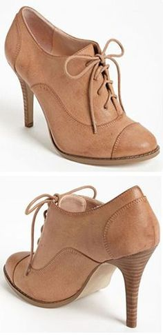 Nude Sabine Oxfords ¤ L.O.V.E.