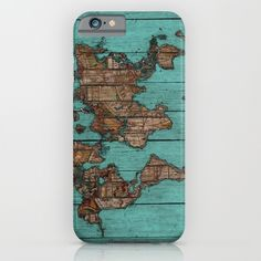 Buy Wood Map iPhone & iPod Case by Diego Tirigall. Worldwide shipping available at Society6.com. Just one of millions of high quality products available.