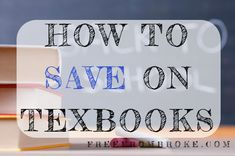College textbooks are expensive! Here are 10 must-read tricks a student can use to get textbooks for less money. Money Tips, Money Saving Tips, Cheap Textbooks, Education College, Going Back To School, Pennies, Money Matters, Study Tips, Life Tips