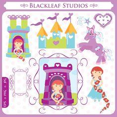Rapunzel Tangled  long hair castle palace by blackleafdesign,