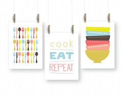 In the Kitchen curated by A Little Bit of Momsense on Etsy