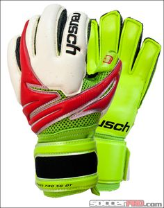 Reusch Youth Argos Pro SG Ortho-Tec Goalkeeper Gloves - Fire Red...$62.99