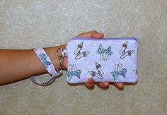 STILETTOS  Wristlet Purse with Removable Strap by RKEMdesigns, $13.95