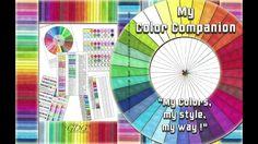 My Color Companion Cover