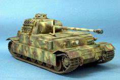 Pz.Kpfw V/VI «Чёрный тигр» (Black Tiger). Германия
