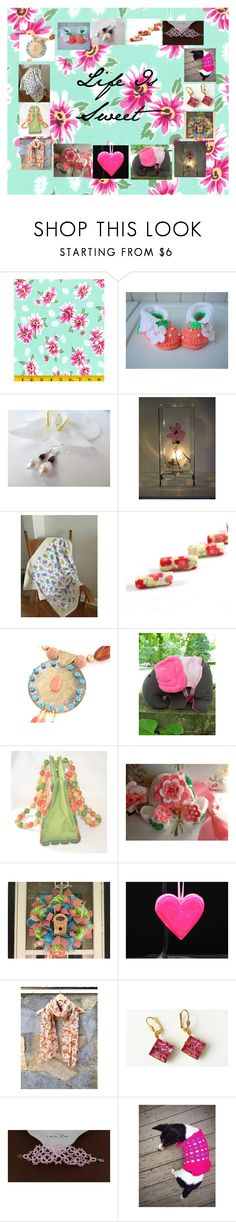 """""""Life Is Sweet: Great Presents for Kids"""" by paulinemcewen ❤ liked on Polyvore"""