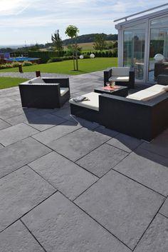 ehrfurchtiges feiner terrassenplatten groß bild oder cbfcebffaaabe