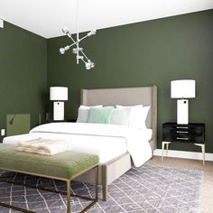 Contemporary Bedroom Design: 10 Rooms That Ace The Transitional Look