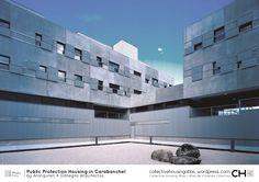 Public Protection Housing in Carabanchel by Aranguren+Gallegos Social Housing, Le Corbusier, Madrid, Multi Story Building, Photo Wall, Public, Construction, Exterior, Architecture