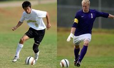 Ogawa and Hesse Named to NSCAA Men's Soccer All-Region Team