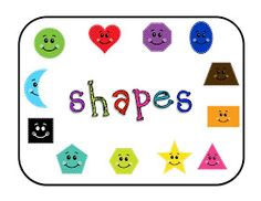 Preschool Printables: Shapes