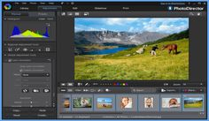 CyberLink PhotoDirector Deluxe 5.0.5715.0 Full indir