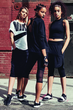 Fit for any vibe. The Black and White Collection is designed to mix, match, and remix.