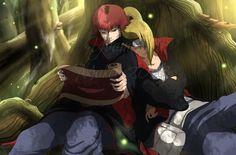 Naruto - Sasori x Deidara - SasoDei