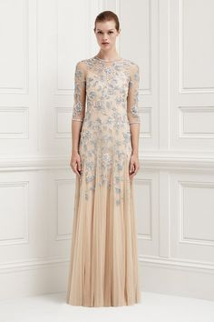 Jenny Packham Pre Spring Summer 2014 Ready-To-Wear Collection.