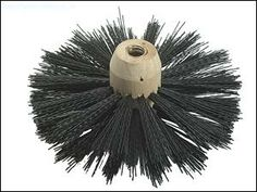 Lockfast Woodstock Drain/Chimney Brush, has a wooden stock, brass joint and polypropylene bristles. For brick chimneys and coal burning applications, and drain cleaning purposes. Diy Tools, Hand Tools, Plumbing Tools, Woodstock, Dandelion, Industrial, Brushes, Ireland, Hand Tool Sets