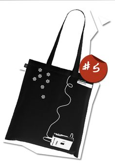 The GuteJute tote bag design #5