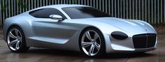 Gashetka | Transportation Design | 2015 | Bentley EXP 10 Speed 6 | Design...